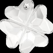 Swarovski Pendant 6764 - 23mm, Crystal (001), 24pcs