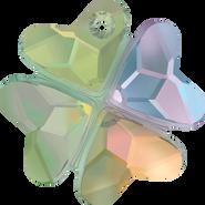 Swarovski Pendant 6764 - 28mm, Crystal Paradise Shine (001 PARSH), 16pcs