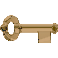 Swarovski Pendant 6919 - 30mm, Crystal Bronze Shade (001 BRSH), 36pcs