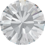 Swarovski Round Stone 1028 - pp7, Crystal (001) Foiled, 1440pcs