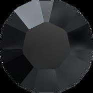 Swarovski Round Stone 1028 - pp7, Jet (280) Unfoiled, 1440pcs