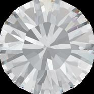 Swarovski Round Stone 1028 - pp8, Crystal (001) Foiled, 1440pcs