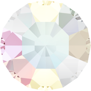 Swarovski Round Stone 1100 - pp0, Crystal Aurore Boreale (001 AB) Foiled, 1440pcs