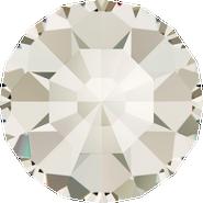 Swarovski Round Stone 1100 - pp0, Crystal Silver Shade (001 SSHA) Foiled, 1440pcs