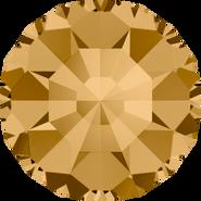 Swarovski Round Stone 1100 - pp1, Light Colorado Topaz (246) Foiled, 1440pcs