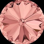Swarovski Round Stone 1122 - 14mm, Blush Rose (257) Foiled, 144pcs