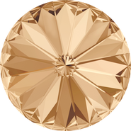 Swarovski Round Stone 1122 - ss47, Crystal Golden Shadow (001 GSHA) Foiled, 288pcs