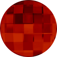 Swarovski Hotfix 2035 - 10mm, Crystal Red Magma (001 REDM) Unfoiled, Hotfix, 192pcs