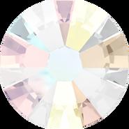 Swarovski Flatback 2058 - ss10, Crystal Aurore Boreale (001 AB) Foiled, No Hotfix, 1440pcs