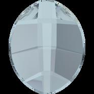 Swarovski Hotfix 2204 - 10x8mm, Crystal Blue Shade (001 BLSH) Unfoiled, Hotfix, 144pcs