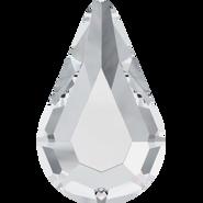 Swarovski Hotfix 2300 - 8x4.8mm, Crystal (001) Unfoiled, Hotfix, 360pcs
