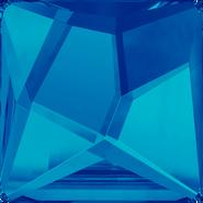 Swarovski Flatback 2420 - 25mm, Crystal Bermuda Blue (001 BBL) Foiled, No Hotfix, 32pcs