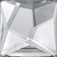 Swarovski Flatback 2420 - 25mm, Crystal (001) Foiled, No Hotfix, 32pcs