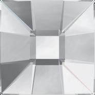 Swarovski Flatback 2483 - 10mm, Crystal (001) Foiled, No Hotfix, 144pcs