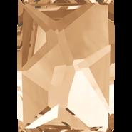 Swarovski Flatback 2520 - 14x10mm, Crystal Golden Shadow (001 GSHA) Foiled, No Hotfix, 144pcs