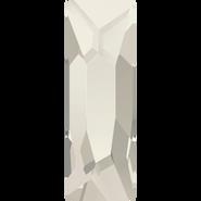 Swarovski Hotfix 2555 - 15x5mm, Crystal Silver Shade (001 SSHA) Unfoiled, Hotfix, 72pcs