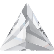 Swarovski Flatback 2720 - 9mm, Crystal (001) Foiled, No Hotfix, 180pcs