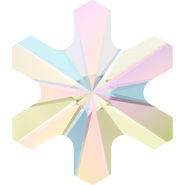 Swarovski Flatback 2826 - 5mm, Crystal Aurore Boreale (001 AB) Foiled, 720pcs