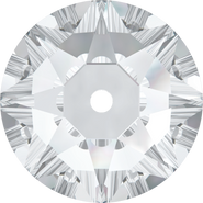 Swarovski Sew-on 3188 - 4mm, Crystal (001) Unfoiled, 1440pcs