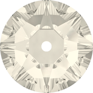 Swarovski Sew-on 3188 - 5mm, Crystal Moonlight (001 MOL) Foiled, 720pcs