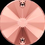 Swarovski Sew-on 3200 - 10mm, Blush Rose (257) Foiled, 72pcs