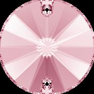 Swarovski Sew-on 3200 - 10mm, Light Rose (223) Foiled, 72pcs