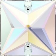 Swarovski Sew-on 3240 - 16mm, Crystal Aurore Boreale (001 AB) Foiled, 72pcs