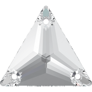 Swarovski Sew-on 3270 - 16mm, Crystal (001) Foiled, 72pcs