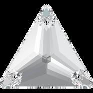 Swarovski Sew-on 3270 - 22mm, Crystal (001) Foiled, 24pcs