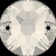 Swarovski Sew-on 3288 - 12mm, Crystal Silver Shade (001 SSHA) Foiled, 72pcs