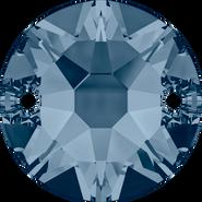 Swarovski Sew-on 3288 - 12mm, Denim Blue (266) Foiled, 72pcs