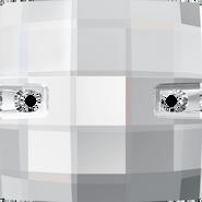 Swarovski Sew-on 3293 - 12mm, Crystal (001) Foiled, 72pcs