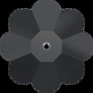 Swarovski Sew-on 3700 - 6mm, Jet (280) Unfoiled, 720pcs
