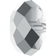 Swarovski Bead 5040 - 8mm, Crystal Light Chrome (001 LTCH), 288pcs