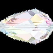 Swarovski Bead 5500 - 10.5x7mm, Crystal Aurore Boreale (001 AB), 144pcs