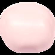 Swarovski Crystal Pearl 5840 - 10mm, Crystal Rosaline Pearl (001 294), 100pcs