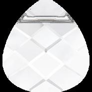 Swarovski Pendant 6012 - 11x10mm, Crystal (001), 144pcs