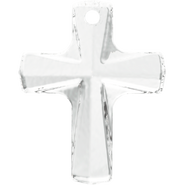 Swarovski Pendant 6860 - 12x10mm, Crystal (001), 144pcs