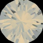 Swarovski Round Stone 1028 - ss29, Light Grey Opal (383) Foiled, 10pcs