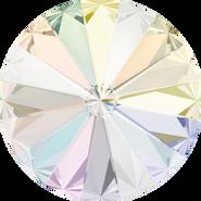 Swarovski Round Stone 1122 - 14mm, Crystal Aurore Boreale (001 AB) Foiled, 4pcs