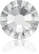 Swarovski Flatback 2058 - ss14, Crystal (001) Foiled, No Hotfix, 48pcs