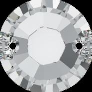 Swarovski 3204 - 12mm, Crystal (001) Foiled, 2pcs