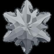 Swarovski Fancy Stone 4753 - 14mm, Crystal Silver Night (001 SINI) Unfoiled, 2pcs