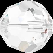 Swarovski Bead 5000 - 12mm, Crystal (001), 4pcs