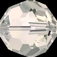 Swarovski Bead 5000 - 14mm, Crystal Moonlight (001 MOL), 2pcs