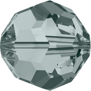 Swarovski Bead 5000 - 3mm, Black Diamond (215), 48pcs