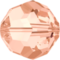 Swarovski Bead 5000 - 3mm, Light Peach (362), 48pcs