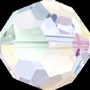 Swarovski Bead 5000 - 6mm, Crystal Aurore Boreale (001 AB), 20pcs
