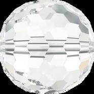 Swarovski Bead 5003 - 6mm, Crystal (001), 10pcs