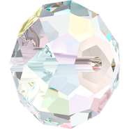 Swarovski Bead 5040 - 12mm, Crystal Aurore Boreale (001 AB), 4pcs